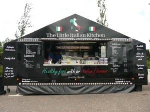 The Little Italian Kitchen