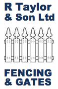 R Taylor & Son Fencing